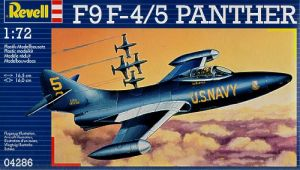 Image not found :F9F-5 Panther 'Blue Angels'