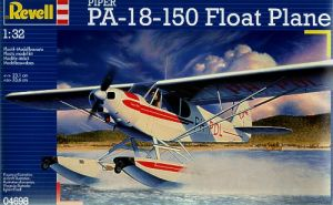 Image not found :Piper PA-18-125 Super Cub 'Floats'