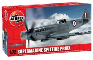Image not found :Spitfire PR.XIX (new tooling) (Red box)