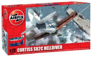 Image not found :Curtiss SB2C Helldiver (Red box)