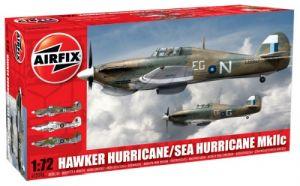 Image not found :Hawker Hurricane Mk.IIc (new tooling) (Red box)