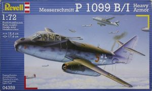 Image not found :Messerschmitt P.1099B/I