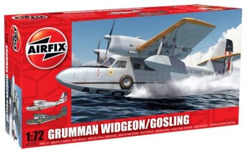 Image not found :Grumman Widgeon/Gosling (Red box)