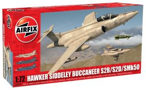 Image not found :HS Buccaneer S2B / S2D / S.Mk.50 (Red box)
