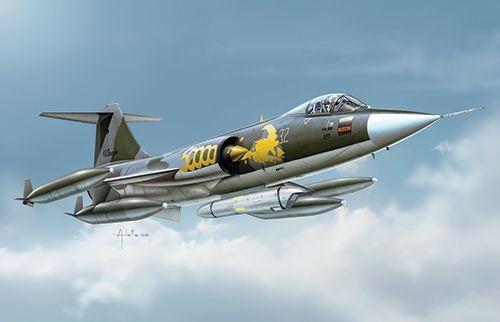 Image not found :F-104G 'Recce'