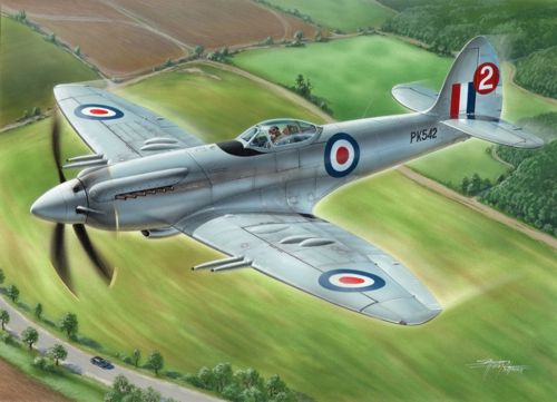 Image not found :Supermarine Spitfire F.Mk.22