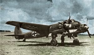 Image not found :Junkers Ju.88A-4 Bomber