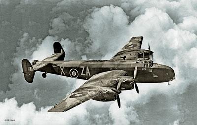 Image not found :Handley Page Halifax Mk.I / Mk.II