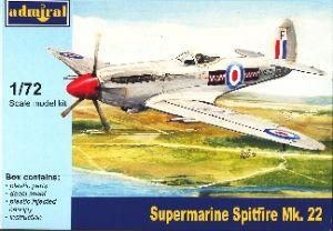 Image not found :Supermarine Spitfire F.Mk.22