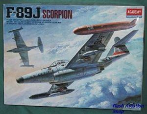 Image not found :F-89J Scorpion