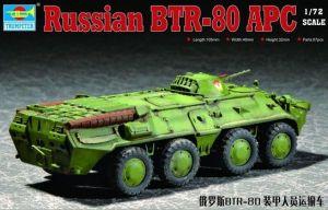 Image not found :Russian BTR-80 APC