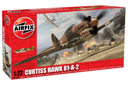 Image not found :Curtiss P-40B