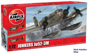 Image not found :Junkers Ju.52-3M (Hydroplane)