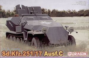 Image not found :Sd.Kfz.251/17 Ausf.C