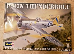 Image not found :P-47N Thunderbolt