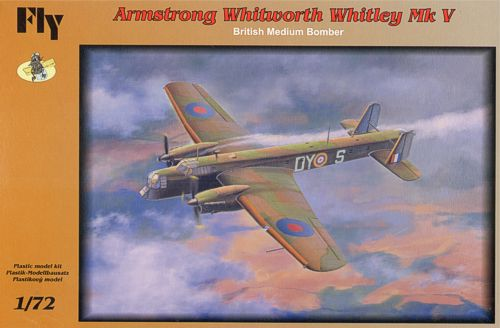 Image not found :Armstrong Withworth Whitley Mk.V