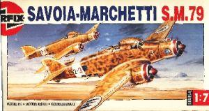 Image not found :Savoi Marchetti SM 79 (white box)