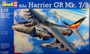 Image not found :BAe Harrier GR.Mk.7 / 9
