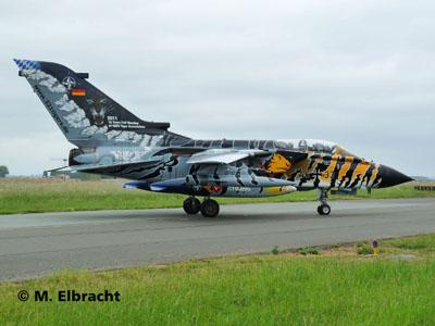 Image not found :04846 Tornado ECR 'Tigermeet 2011'