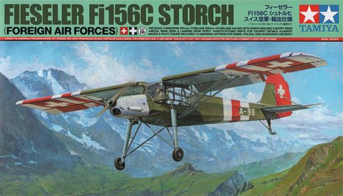 Image not found :Fieseler Fi.156C Storch (Foreign Air Forces)