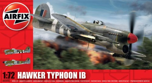 Image not found :Hawker Typhoon Mk.Ib (New tooling)