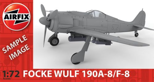 Image not found :Focke Wulf FW 190A-8/F (New tooling)