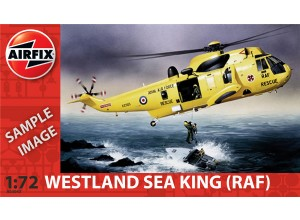 Image not found :Westland Sea King HAR.3 / Mk.41 (Red box)