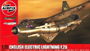 Image not found :English Electric Lightning F.2A (new tooling)