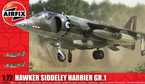 Image not found :Harrier GR.1 (New tooling)