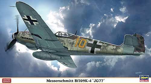 Image not found :Messerschmitt Bf 109K-4 'JG77'