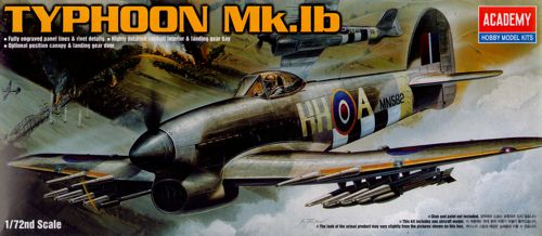 Image not found :Hawker Typhoon Mk.IB