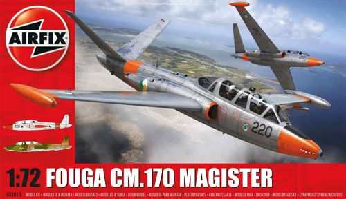 Image not found :Fouga CM.170 Magister
