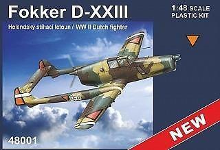 Image not found :Fokker D-XXIII