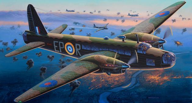 Image not found :Vickers Wellington Mk.II
