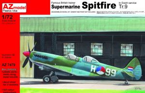 Image not found :Supermarine Spitfire Tr.9 Dutch Service