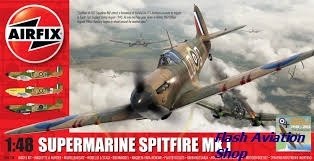 Image not found :Supermarine Spitfire Mk.I (new tool)