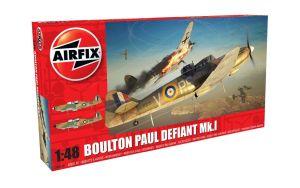 Image not found :Boulton Paul Defiant Mk.1