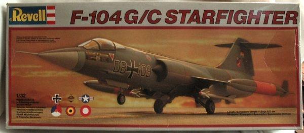 Image not found :F-104G / C Starfighter