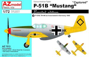 Image not found :North-American P-51B Mustang