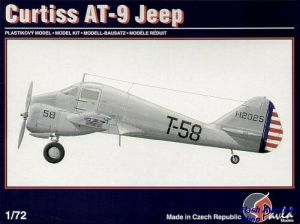 Image not found :Curtiss AT-9 'Jeep'