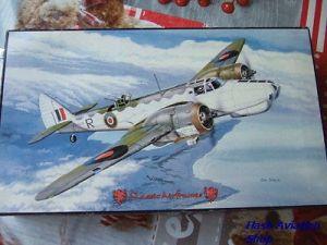 Image not found :Bristol Blenheim Mk.V (has been worked on)