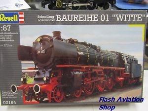 Image not found :Schnellzug-Lokomotive Baureihe 01 'Witte' Steam Locomotive