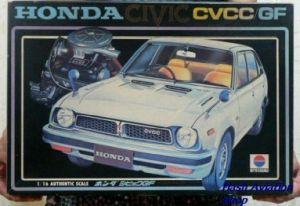 Image not found :Honda Civic CVCC GF
