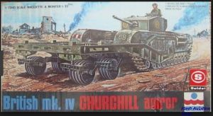 Image not found :(H-2343 ??) British Mk.IV Churchill AMRCR