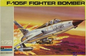 Image not found :F-105F Fighter Bomber