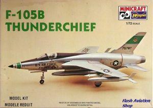 Image not found :F-105B Thunderchief (no box !)