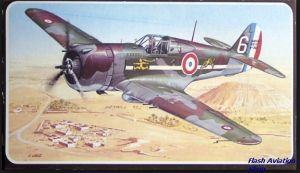 Image not found :Curtiss H.75 A3 ( TWO KITS )