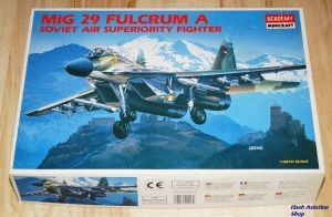 Image not found :MiG-29A Fulcrum