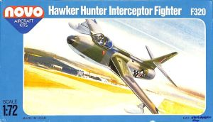Image not found :Hawker Hunter F.Ml.I Interceptor Fighter