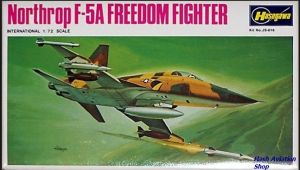 Image not found :Northrop F-5A Freedom Fighter